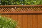 Crooked Corner Timber fencing 14