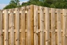 Crooked Corner Timber fencing 3