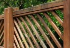 Crooked Corner Timber fencing 7