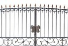Crooked Corner Wrought iron fencing 10