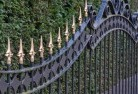 Crooked Corner Wrought iron fencing 11