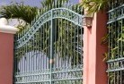 Crooked Corner Wrought iron fencing 12