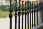 Crooked Corner Wrought iron fencing 8